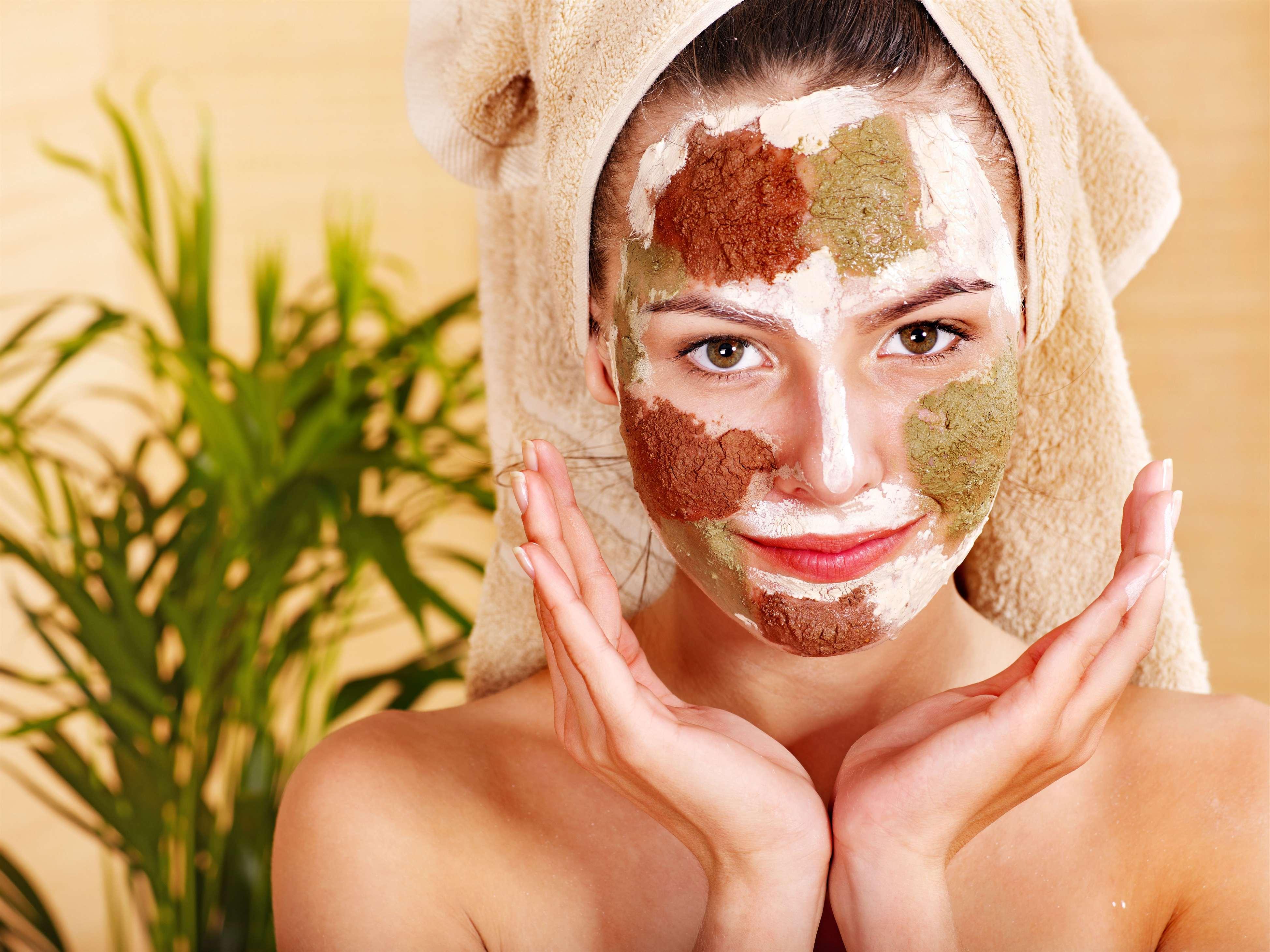 Рецепты домашних натуральных масок для кожи лица 94