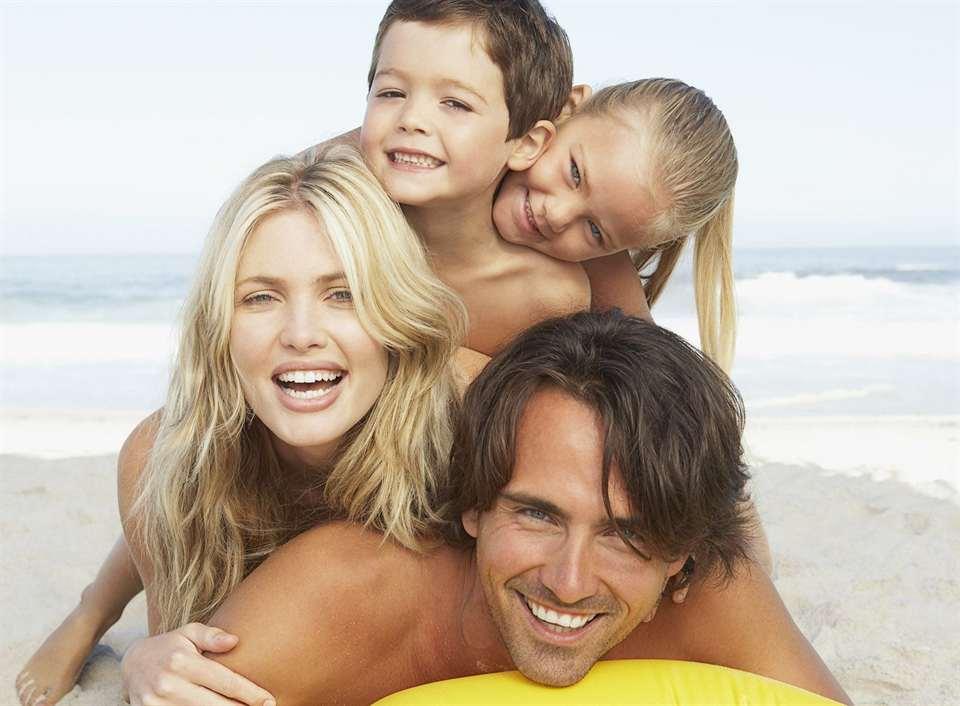 Семейные фото девушек с детьми