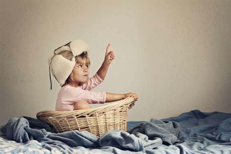 Как и когда можно сажать ребенка 45