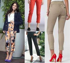 Как к брюкам разного цвета подбирать обувь