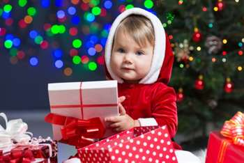 Новогодний детский подарок