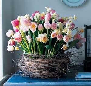 Букет цветов своими руками из живых цветов фото 109