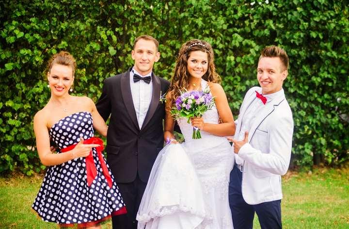 на свадьбе можно познакомиться