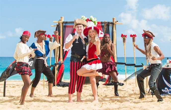 Поздравление пираты на свадьбу 87