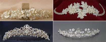 Свадебные украшения из бисера своими руками