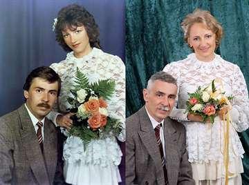 Проведение золотой свадьбы без тамады сценарий в 134