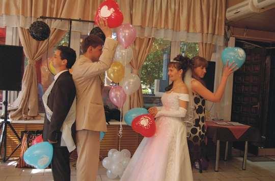 Сценарий для розовой свадьбы с конкурсами и поздравления 959