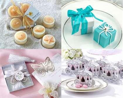 Какие подарки на свадьбу для гостей 18