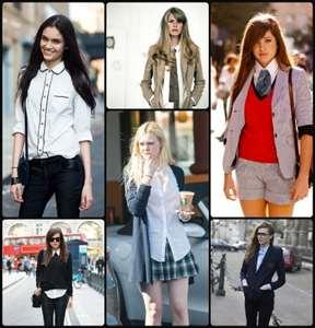 Как стильно одеваться в школу девушке подростку