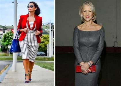 Модная одежда для женщин 50 лет