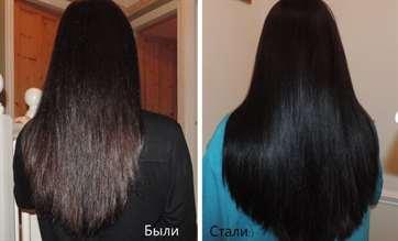 Смывание краски с волос народными средствами