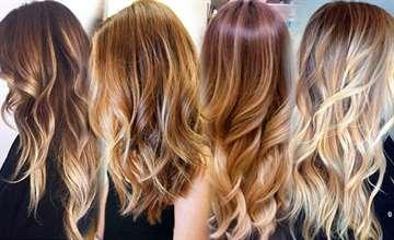 3d окрашивание волос что это
