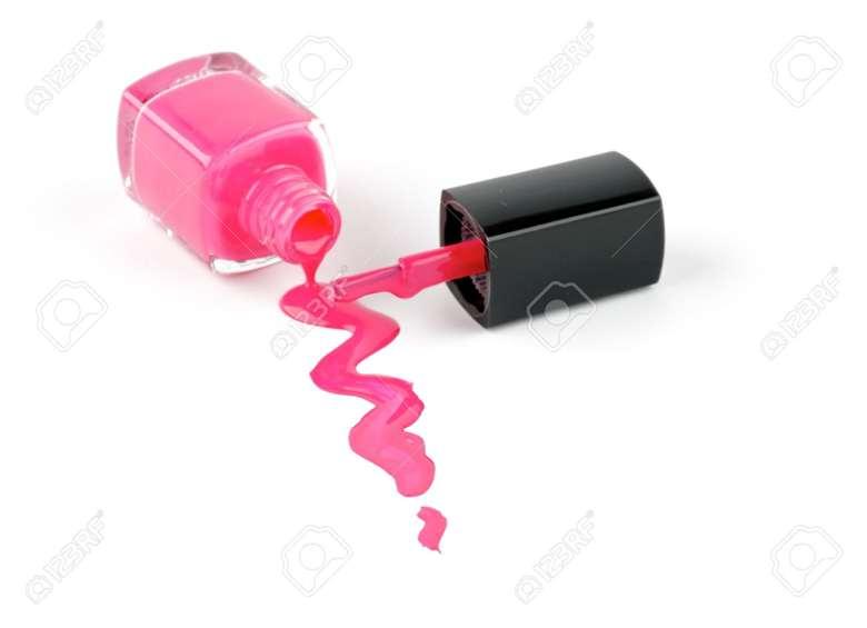 Как очистить бутылку от лака для ногтей