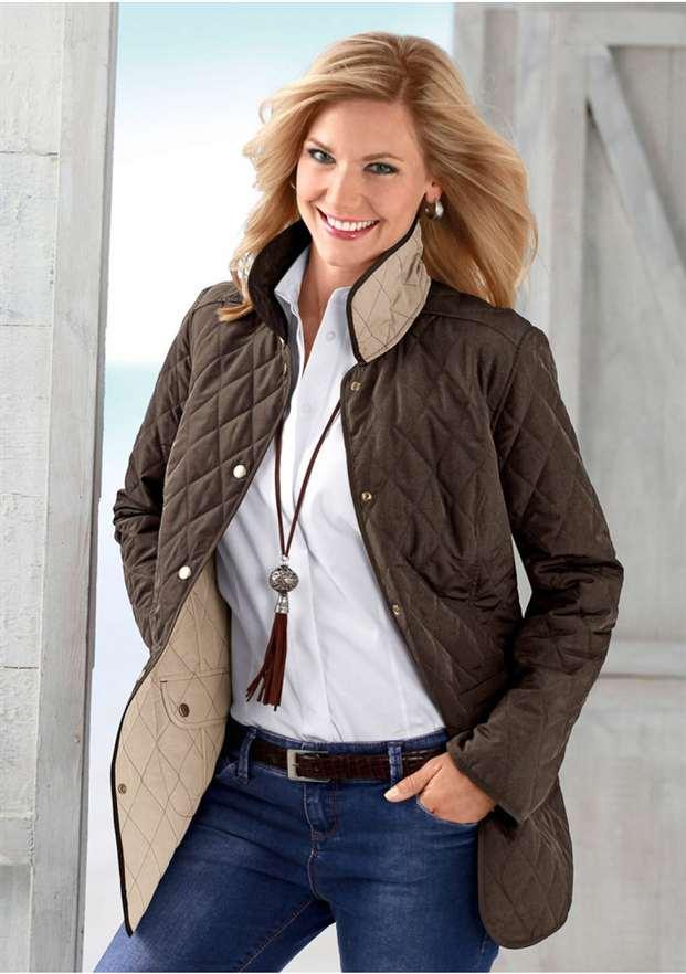 Куртки женские классика