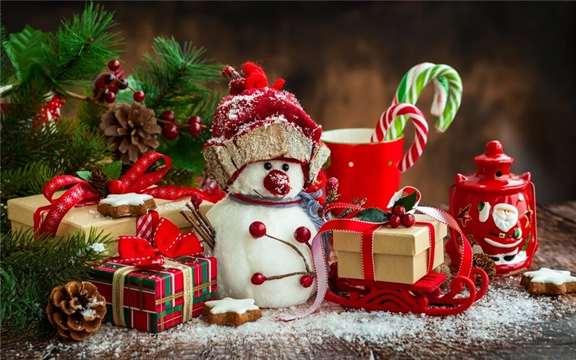 Подарки на новый год дляграфа