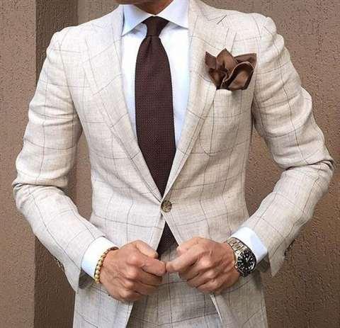 Как выбрать мужской костюм и какие они бывают?