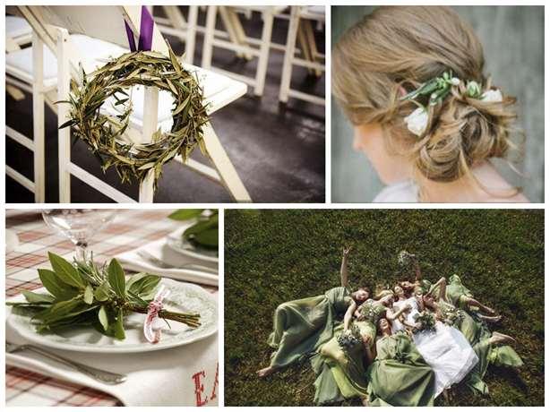 Свадьба в итальянском стиле, как ее правильно организовать