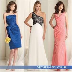 83e60fc4c75 Платье для свидетельницы на свадьбу