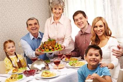 Знакомство родителей жениха и невесты