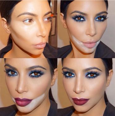 Как с помощью макияжа сделать нос меньше