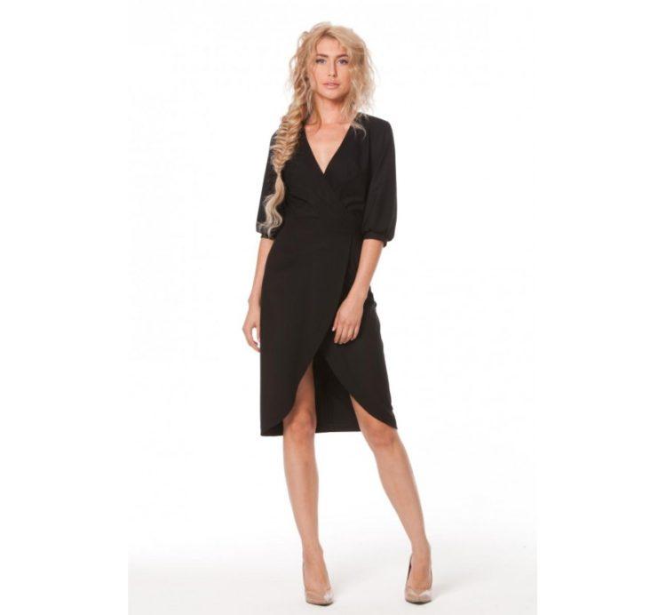 302cf727086 При этом юбка такого платья остается цельнокроеной и может быть любого  силуэта. Длина может варьироваться от мини до длины в пол.